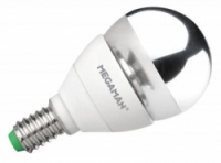 Vervangt 25 watt gloeilamp kogelkopspiegellamp