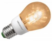 Vervangt 40 watt gloeilamp flame