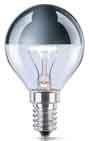 kopspiegellampen E14 - E27