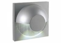 Dacu LED zilvergrijs