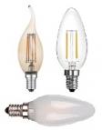 led Kaarslampen E14