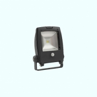 Rindo led 10 Watt - 500 Lm. + bewegingsmelder