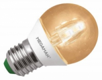 4. Vervangt 25 watt gloeilamp flame