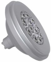 Vervangt GU10 AR111 75 watt halogeen